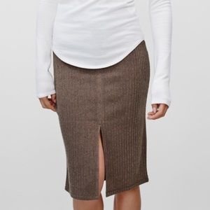 Wilfred Free High Waist Skirt